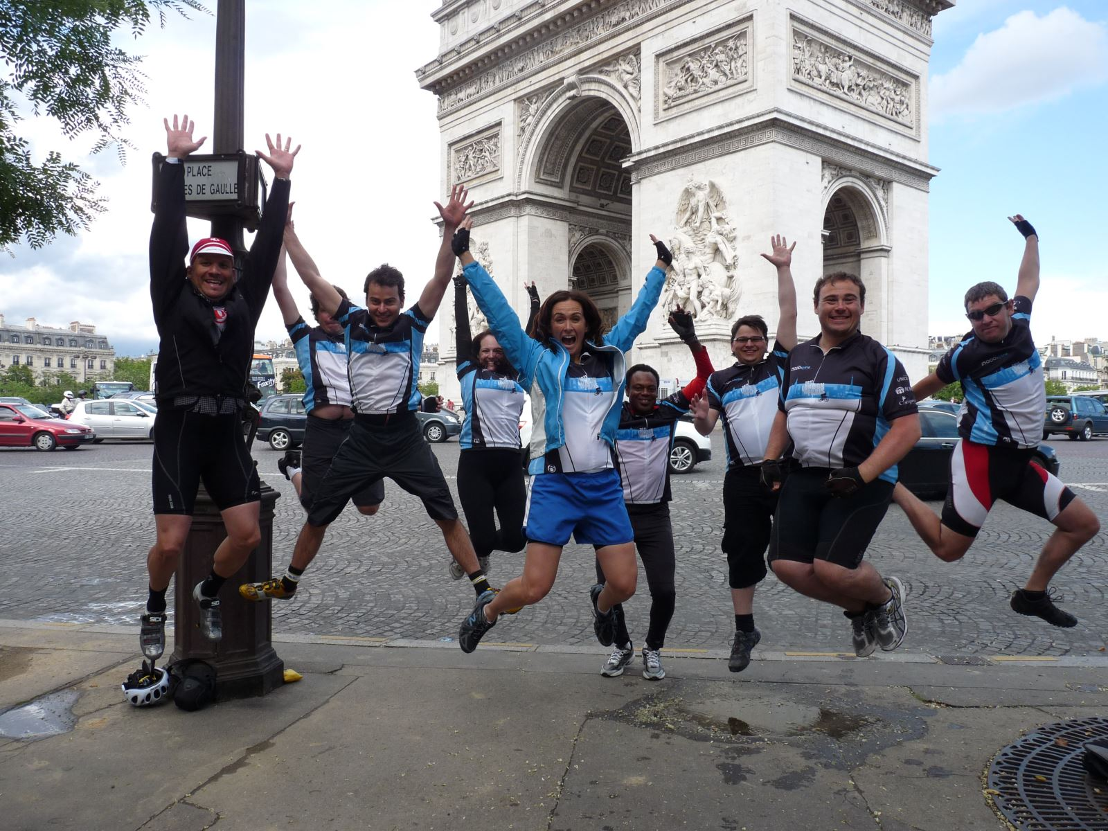 London to Paris 2013